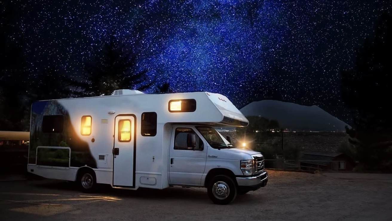 New Year New RV Goals
